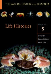 Cover for   The Natural History of the Crustacea