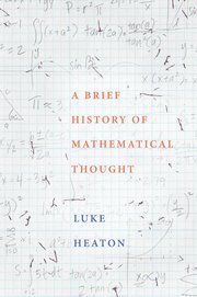 Cover for   A Brief History of Mathematical Thought