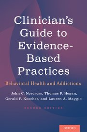 Cover for   Clinicians Guide to Evidence-Based Practices