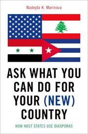 Cover for   Ask What You Can Do For Your (New) Country
