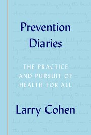 Image result for larry cohen prevention diaries