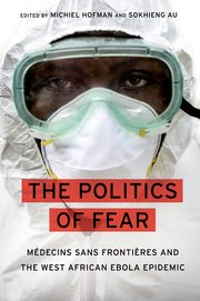 Cover for   The Politics of Fear