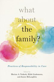 Cover for   What About the Family?