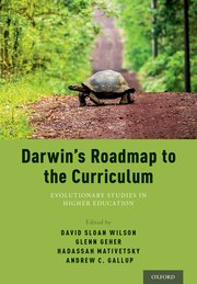 Cover for   Darwins Roadmap to the Curriculum