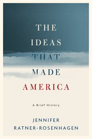 Cover for   The Ideas That Made America: A Brief History
