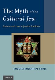 Cover for   The Myth of the Cultural Jew
