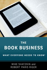 Cover for   The Book Business