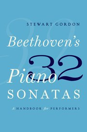 Cover for   Beethovens 32 Piano Sonatas