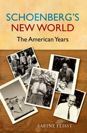 Cover for   Schoenbergs New World