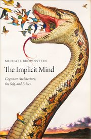 Cover for   The Implicit Mind