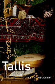 Cover for   Tallis