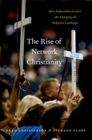 Cover for   The Rise of Network Christianity