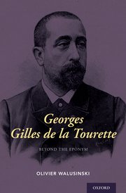 Cover for   Georges Gilles de la Tourette