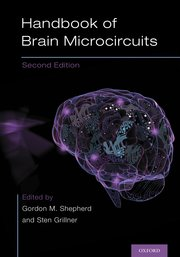 Cover for   Handbook of Brain Microcircuits