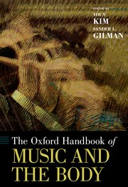 Cover for   The Oxford Handbook of Music and the Body