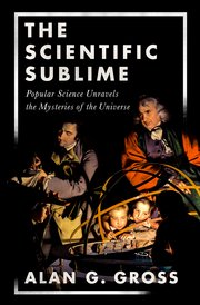 Cover for   The Scientific Sublime