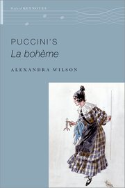 Cover for   Puccinis La Bohème