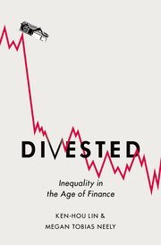 Cover for   Divested