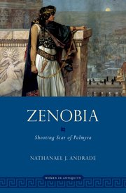 Cover for   Zenobia