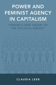 Cover for   Power and Feminist Agency in Capitalism