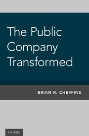 Cover for   The Public Company Transformed
