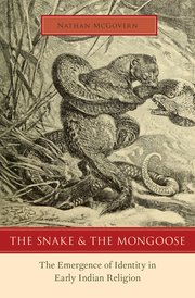 Cover for   The Snake and the Mongoose