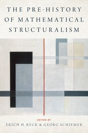Cover for   The Prehistory of Mathematical Structuralism