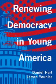 Cover for   Renewing Democracy in Young America