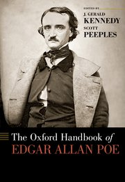 Cover for   The Oxford Handbook of Edgar Allan Poe