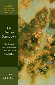 Cover for   The Puritan Cosmopolis