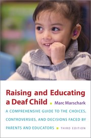 Cover for   Raising and Educating a Deaf Child