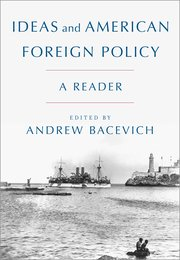 Cover for   Ideas and American Foreign Policy