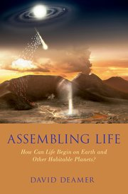Cover for   Assembling Life
