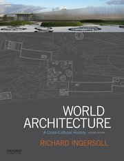 Cover for   World Architecture