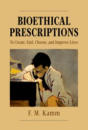Cover for   Bioethical Prescriptions