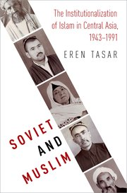 Cover for   Soviet and Muslim