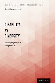 Cover for   Disability as Diversity