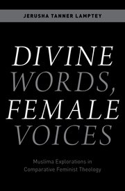 Cover for   Divine Words, Female Voices