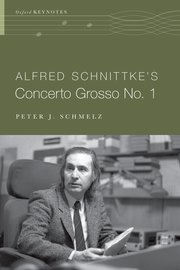 Cover for   Alfred Schnittkes Concerto Grosso no. 1