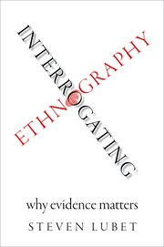 Cover for   Interrogating Ethnography