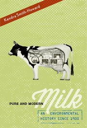Cover for   Pure and Modern Milk