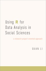 Cover for   Using R for Data Analysis in Social Sciences