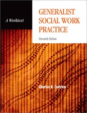 Cover for   Generalist Social Work Practice