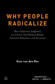 Cover for   Why People Radicalize