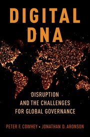 Cover for   Digital DNA