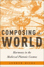 Cover for   Composing the World