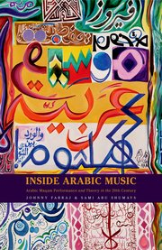 Cover for   Inside Arabic Music