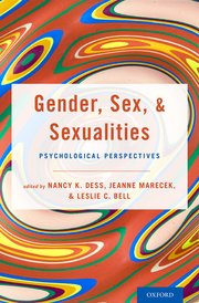 Cover for   Gender, Sex, and Sexualities