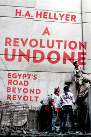 Cover for   A Revolution Undone