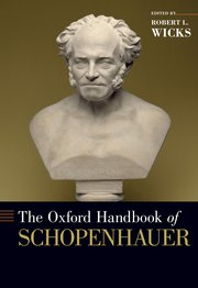 The Oxford Handbook of Schopenhauer Book Cover